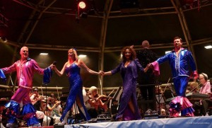 ABBA: Symphonic Spectacular with the Bournemouth Symphony Orchestra - Meyrick Park